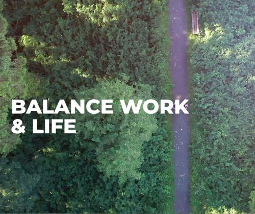 balance and work fb post